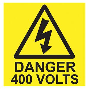 ولتاژ ورودی 400ولت