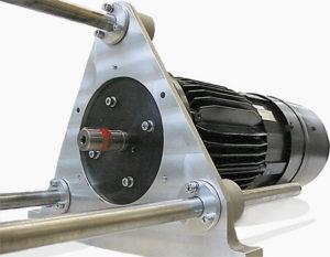 نمای جلویی موتور رلوکتانسی سوئیچ شونده (مرجع شکل: engineering.zhaw.ch)