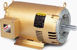 موتور محفظه باز BALDOR- نصب شده در نمای سریC - HP-100Hp NEMA 56C-404TC3/ 1