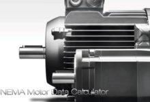 تصویر از محاسبات اطلاعات موتور  NEMA بر اساس استاندارد NEC 2011