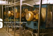 تصویر از 6 فرصت ویژه برای بهبود راندمان انرژی در سیستمهای فن