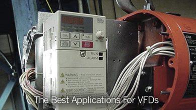 تصویر از بهترین برنامه های کاربردی برای درایوهای فرکانس متغیر (VFD)