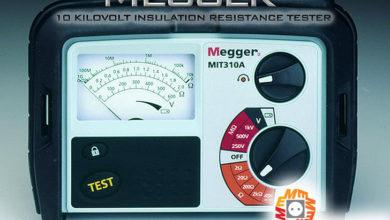 تصویر از اندازه گیری مقاومت عایق بندی (IR) – بخش اول