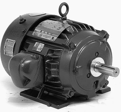 مثالی از یک موتور با مصرف انرژی بهینه