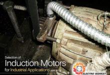 تصویر از انتخاب موتورهای القایی برای کاربردهای صنعتی ( بخش دوم)