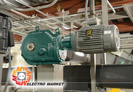 موتور ضدانفجار با راندمان بالا توسط شرکت برق Baldor