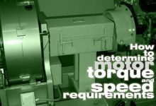 تصویر از چگونه گشتاور و سرعت موتور را به صورت دقیق تعیین کنیم؟