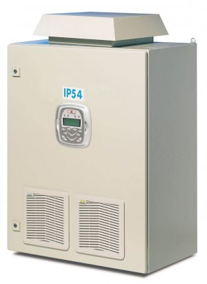 سینوس پنتا کابینت ip54 مونتاژ شده برای فضاهای مورد نیاز سطح 54 استاندارد