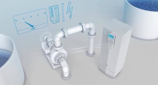 حذف شیر کنترل فشار و جایگزینی درایو کنترل دور موتور