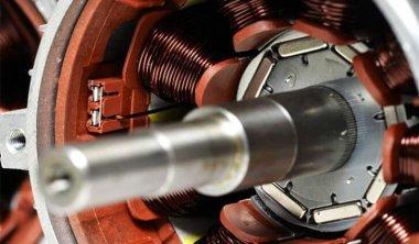 بررسی ویژه بهره وری انرژی موتور کنترل سیم کشی و مبدل تغذیه محلی