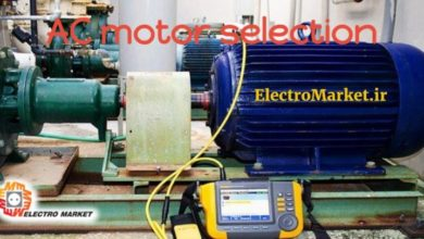 تصویر از انتخاب موتور AC و راهنمای کاربرد آن توسط جنرال الکتریک
