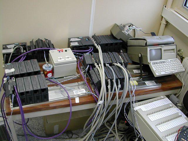 تعمیر PLC در الکترومارکت