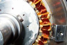 تصویر از چگونگی اندازهگیری مقاومت عایق موتور   Winding insulation resistance