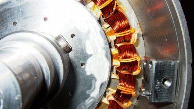 تصویر از چگونگی اندازهگیری مقاومت عایق موتور | Winding insulation resistance