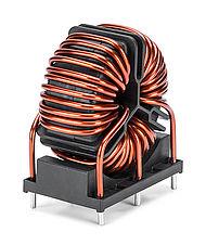 فیلتر EMI ورودی عملکرد آن این است که نویز الکترونیکی فرکانس بالا را کاهش دهد که ممکن است باعث ایجاد تداخل با سایر دستگاهها شود.