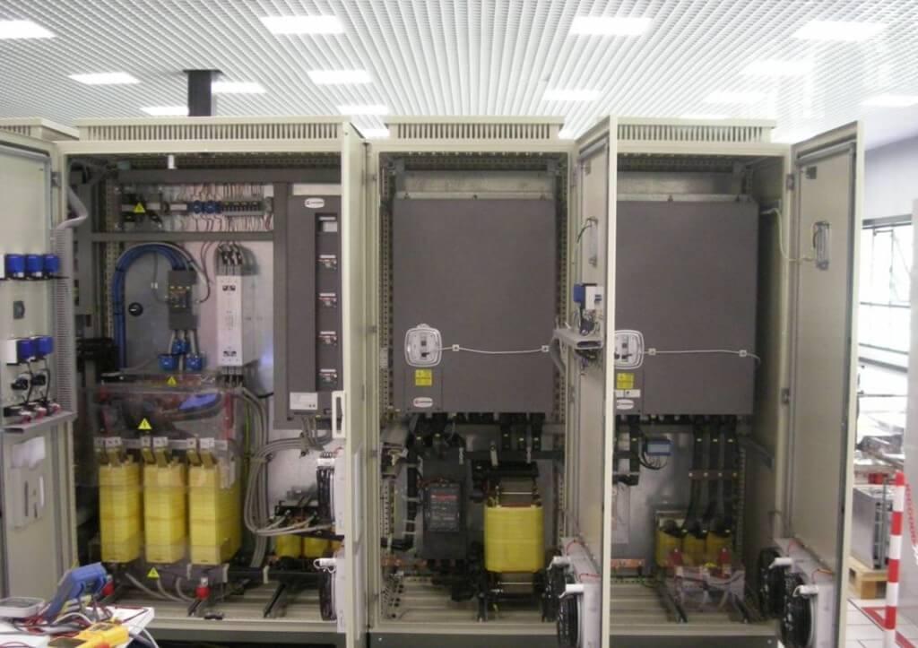 Regenerative Inverter