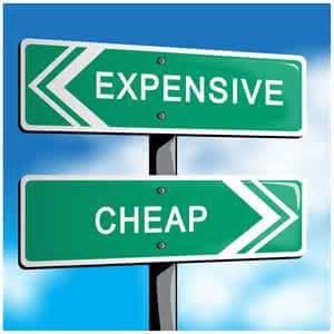 expensive-vs-cheap